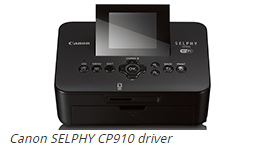 Canon SELPHY CP910 Driver